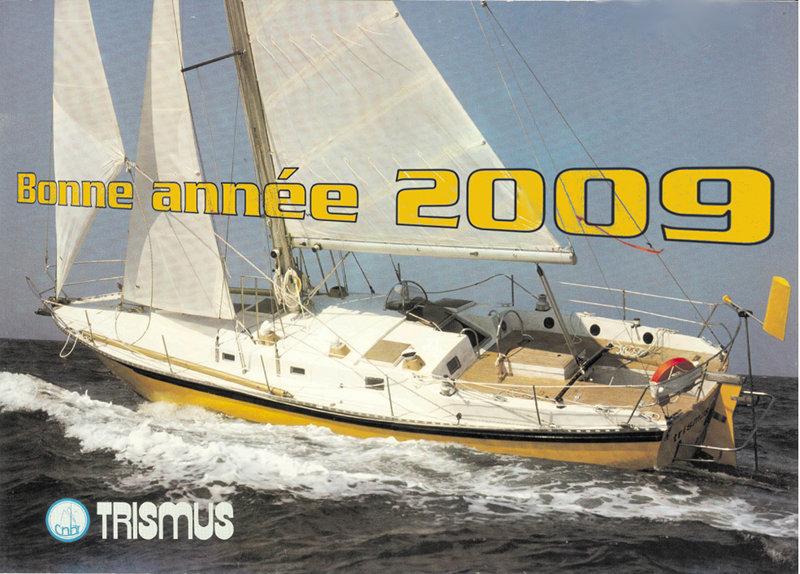 bonne année 2009